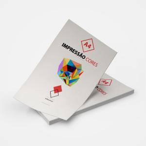 Imprimir Colorido Sulfite 75g A4 (21x29,7cm) Colorido   Qualidade Laser Color