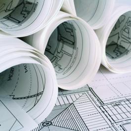 Plotagem de Projetos Papel Sulfite 90g  Colorido ou Preto e Branco  Corte Reto
